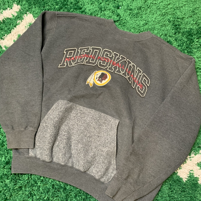 Washington Redskins Crewneck Size Large