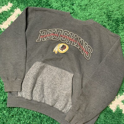 Washington Redskins Crewneck Size Large