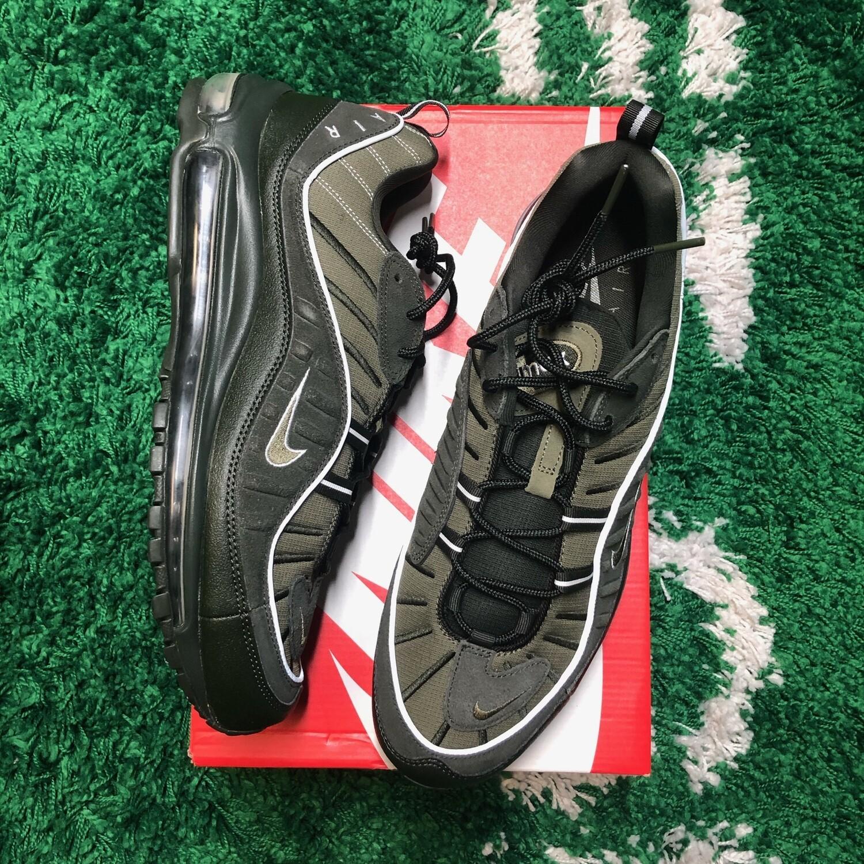 Nike Air Max 98 Sequoia Size 12