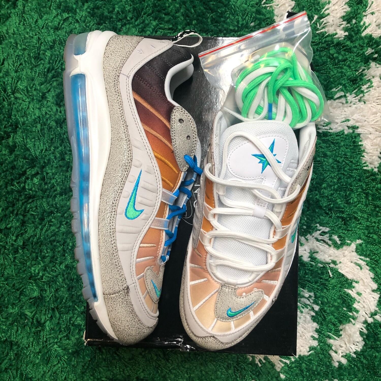 Nike Air Max 98 La Mezcla Size 12