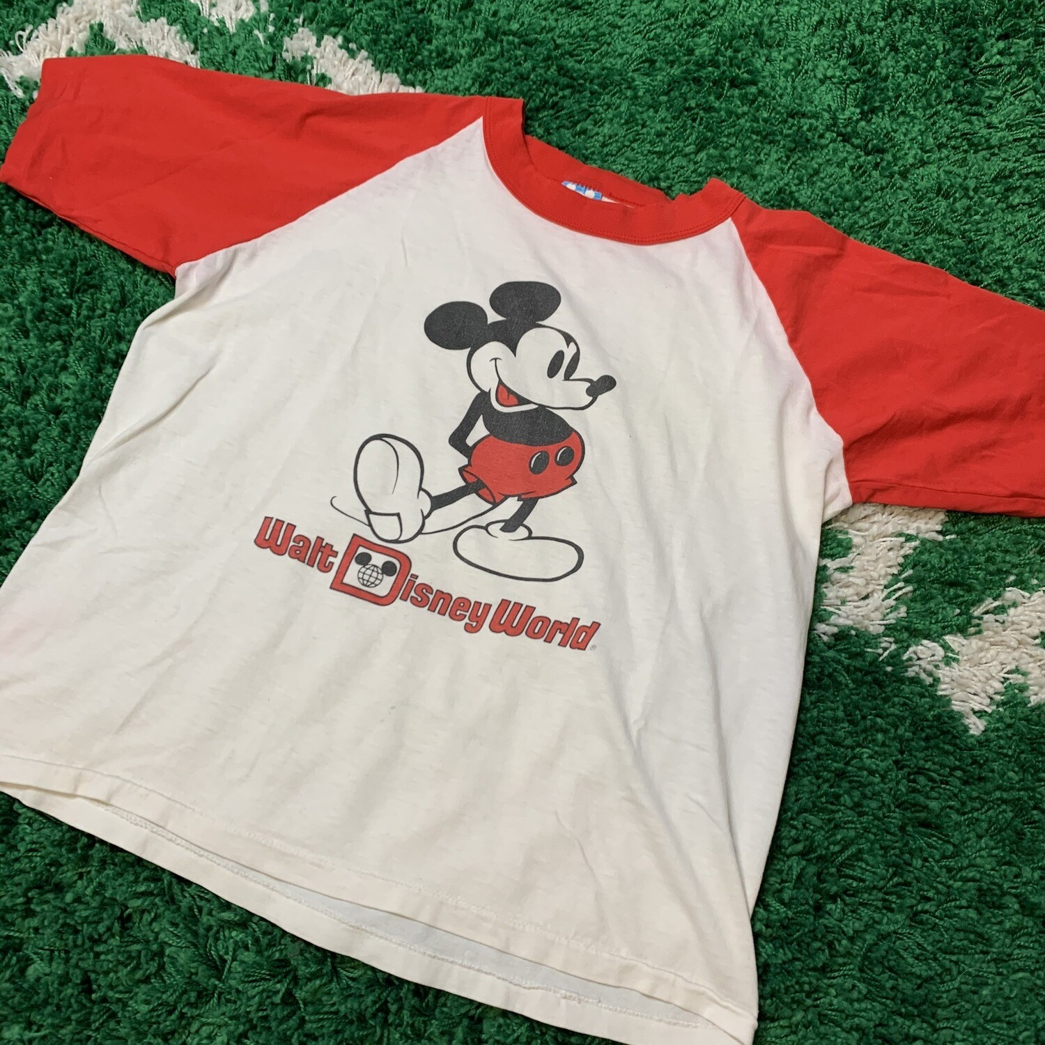 Disney Mickey Tee Size Medium
