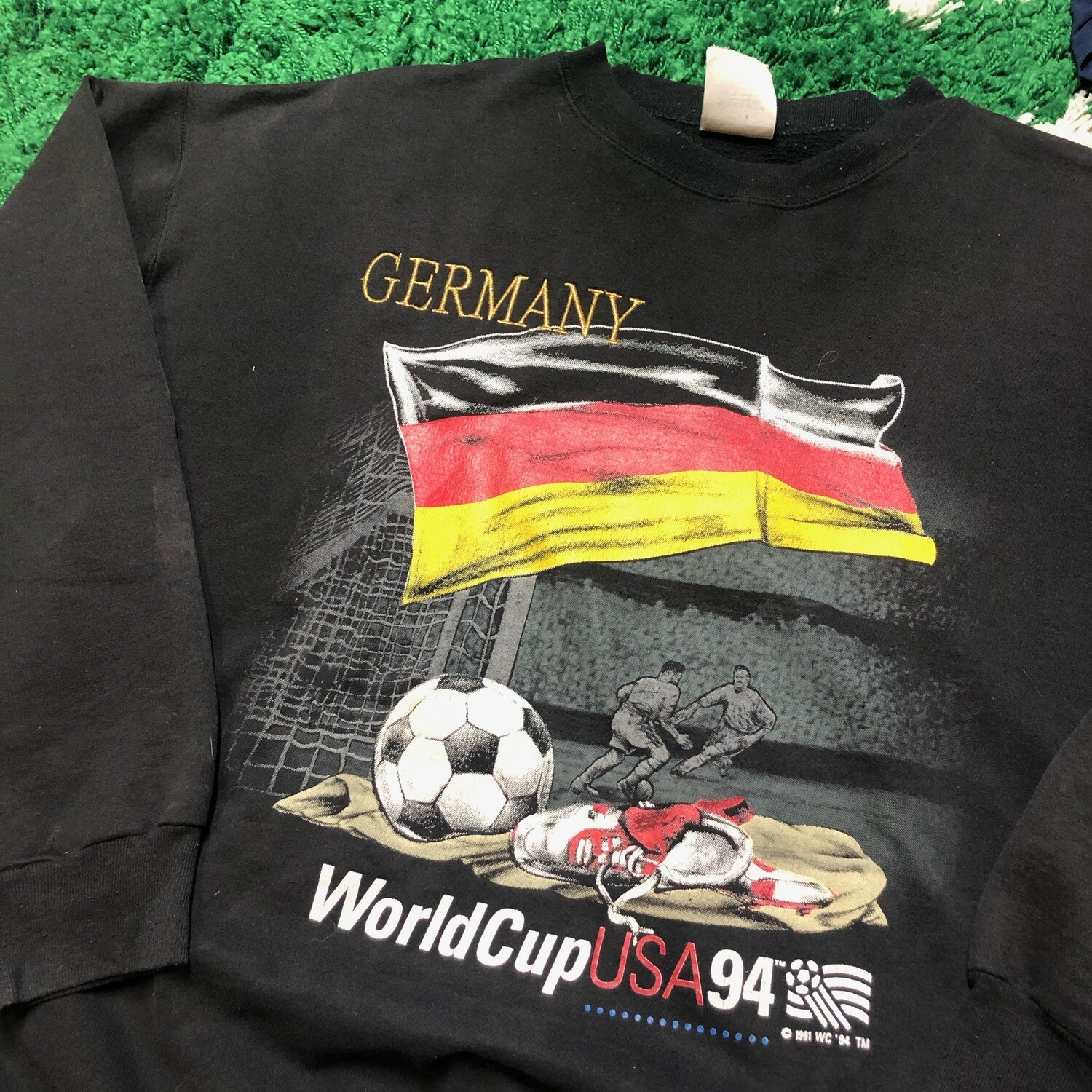 Germany World Cup 1994 Sweater Size Large