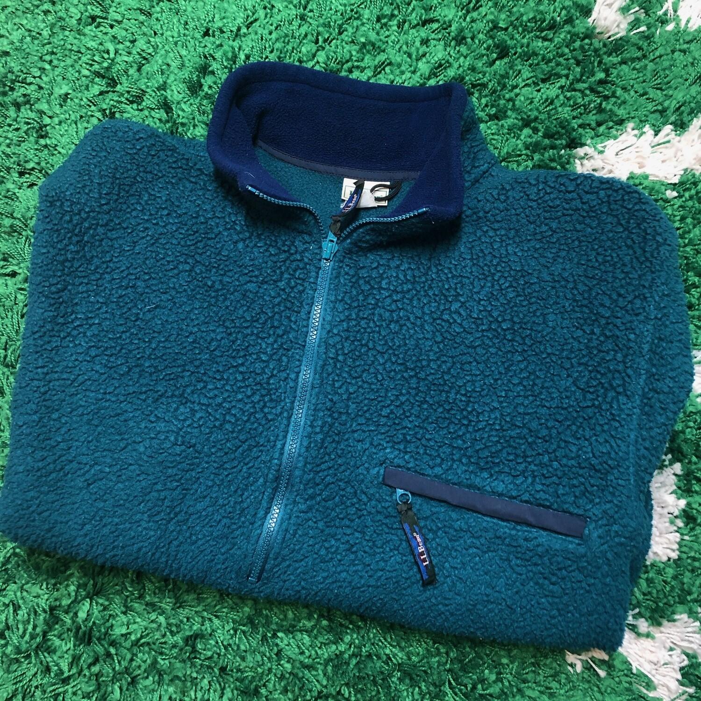 L.L. Bean Fleece Sweater Size XL