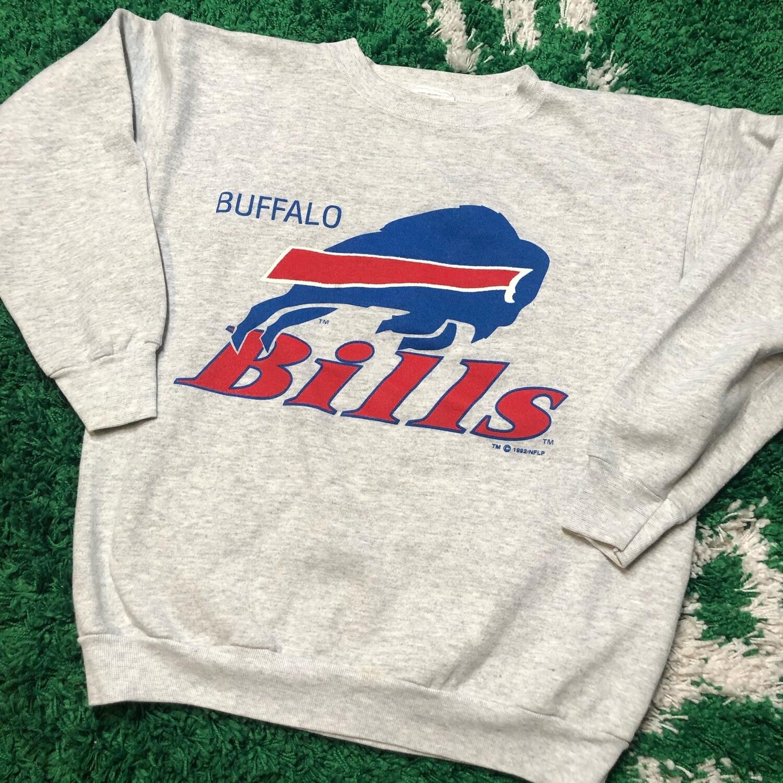 Buffalo Bills Logo Sweater Size Large