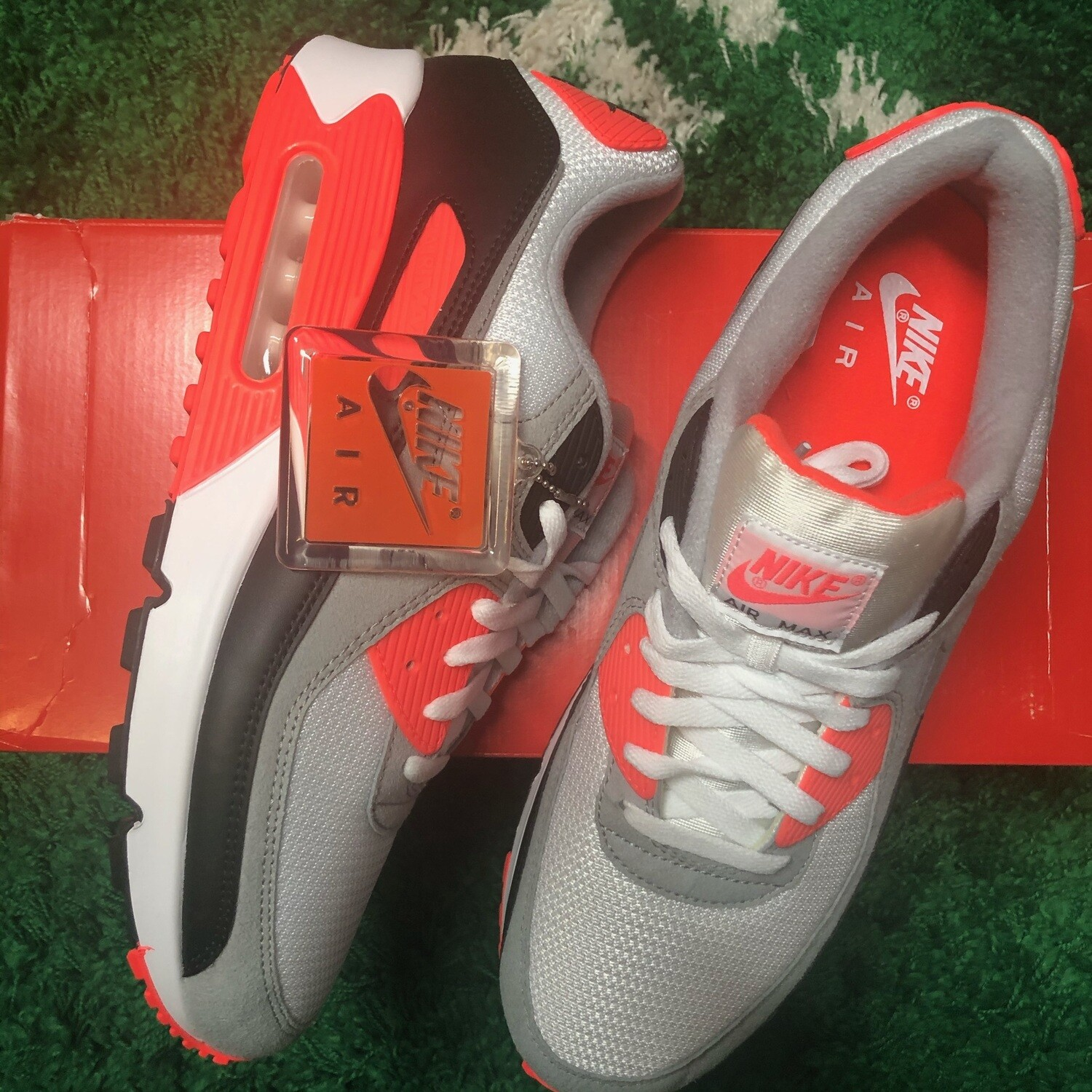 Nike Air Max 90 Infrared (2020) Size 13