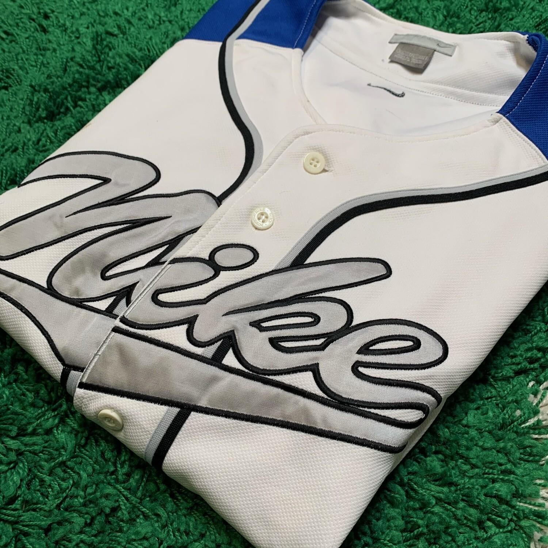 Nike Baseball Jersey White Size XXL
