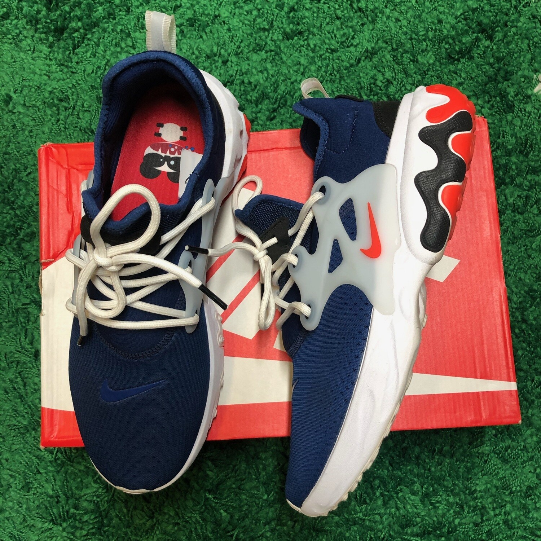 Nike React Presto Rabid Panda Size 10