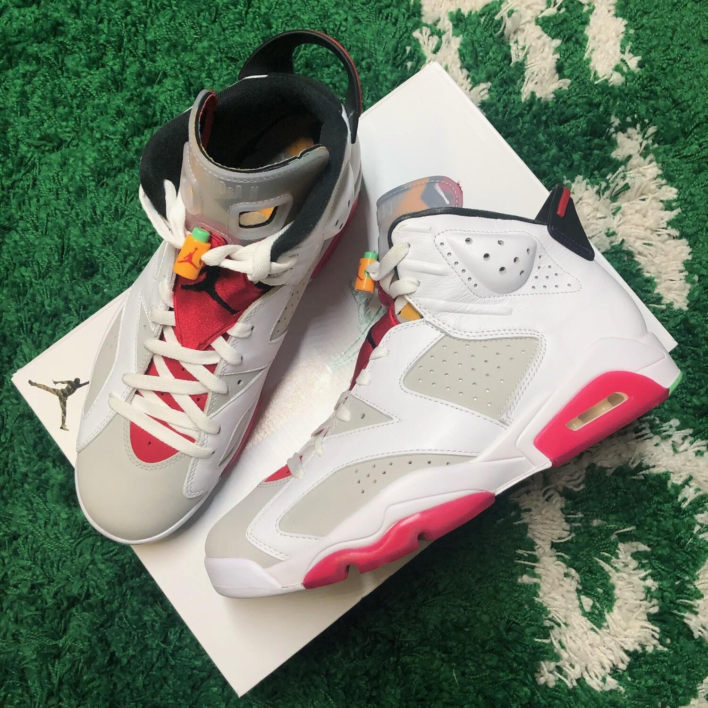 Air Jordan 6 Retro Hare Size 10