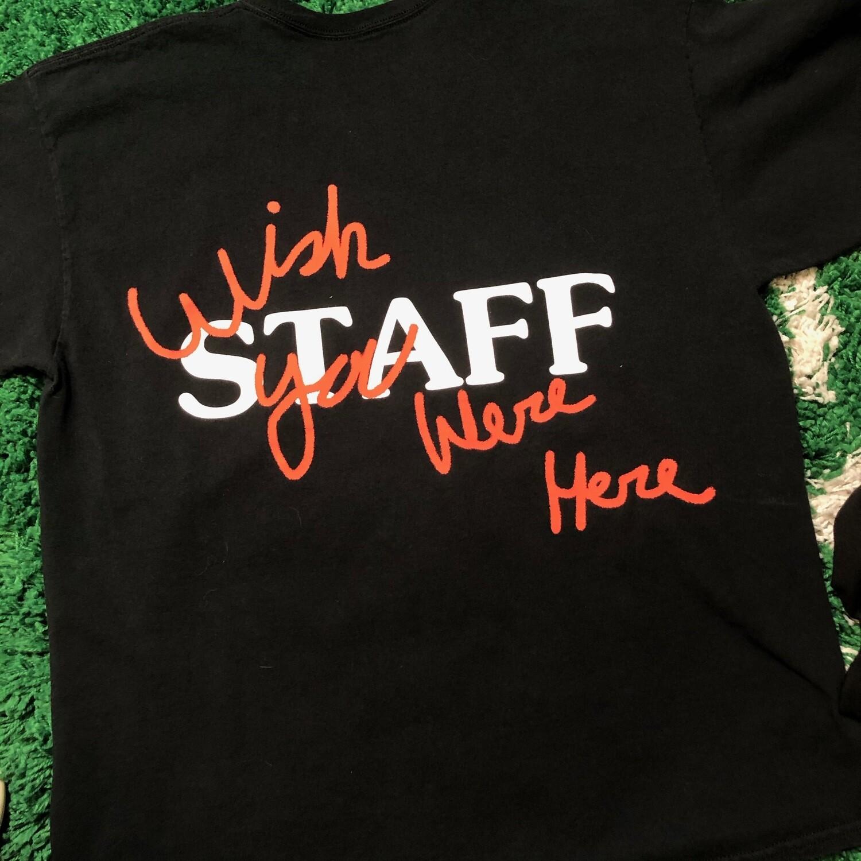 Travis Scott Astro World Tour Shirt Size XL
