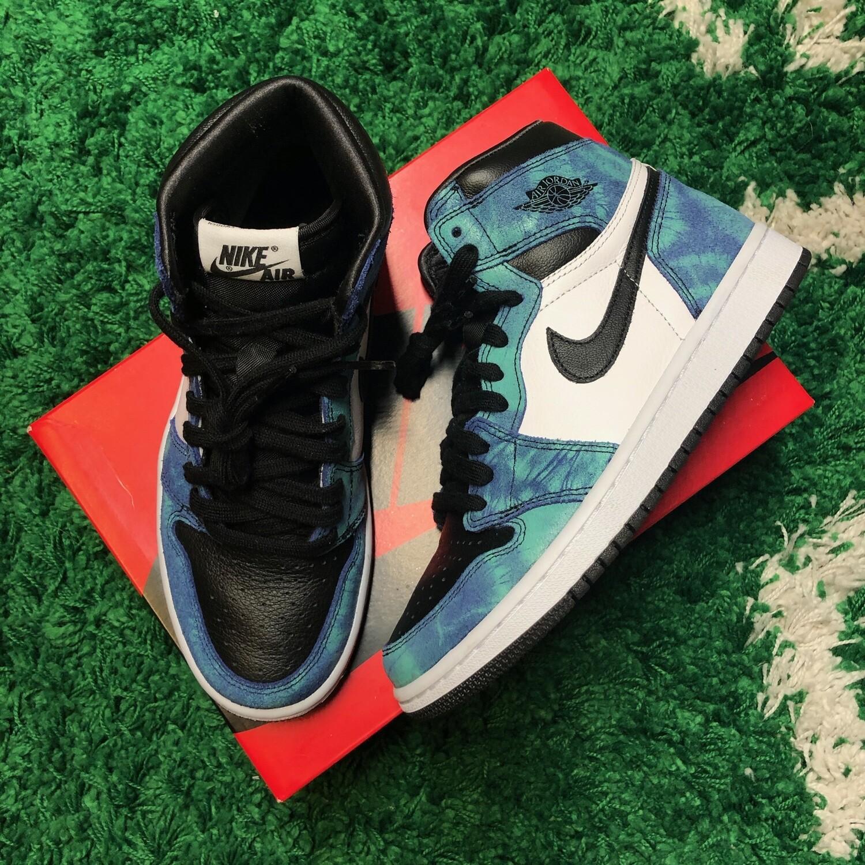 Air Jordan 1 Retro High Tie Dye (W) Size 7