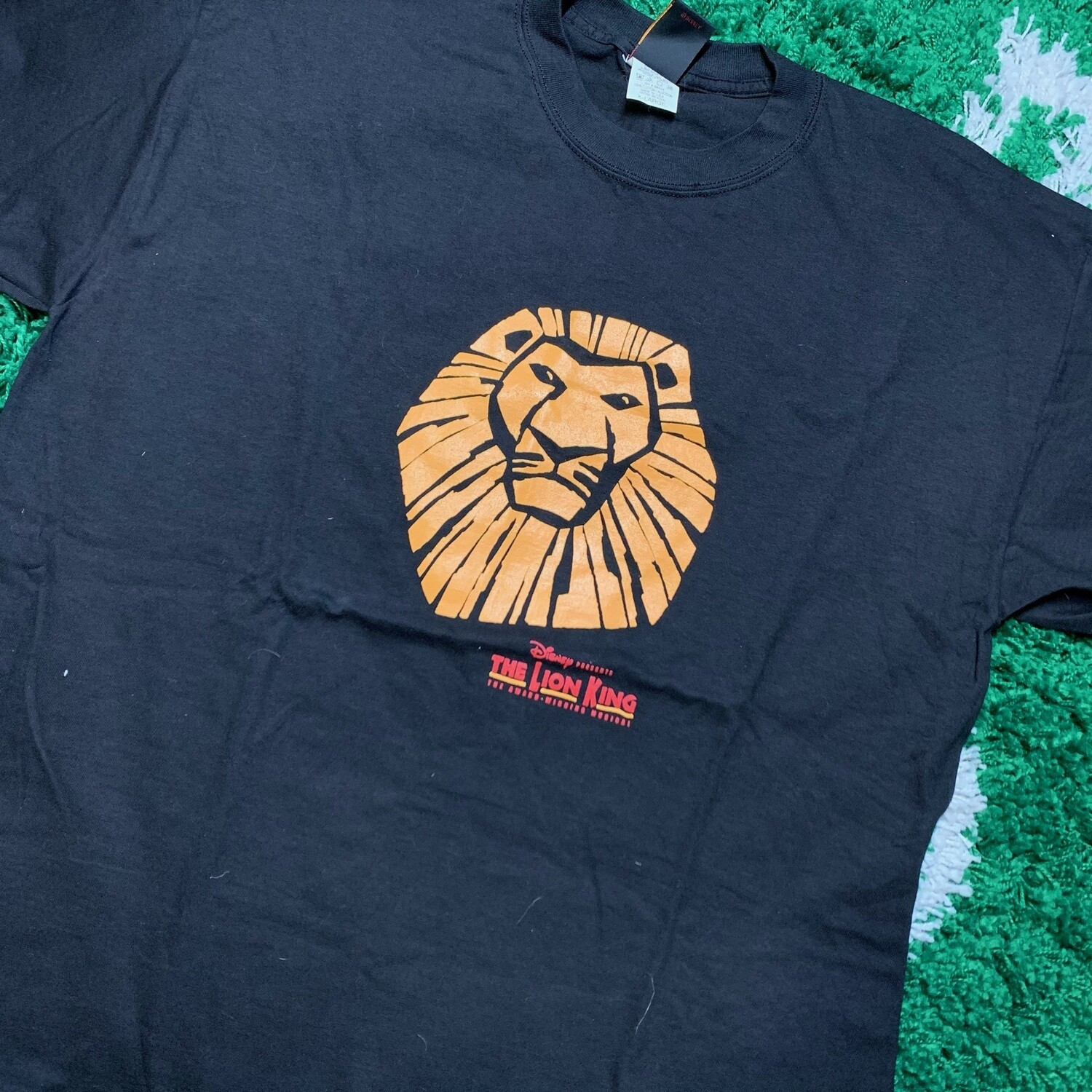 The Lion King Musical Tee Size XL