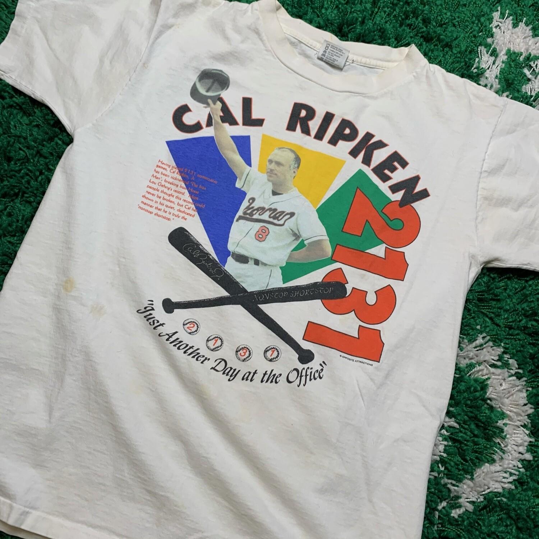 Cal Ripken 2131 Tee Size Medium