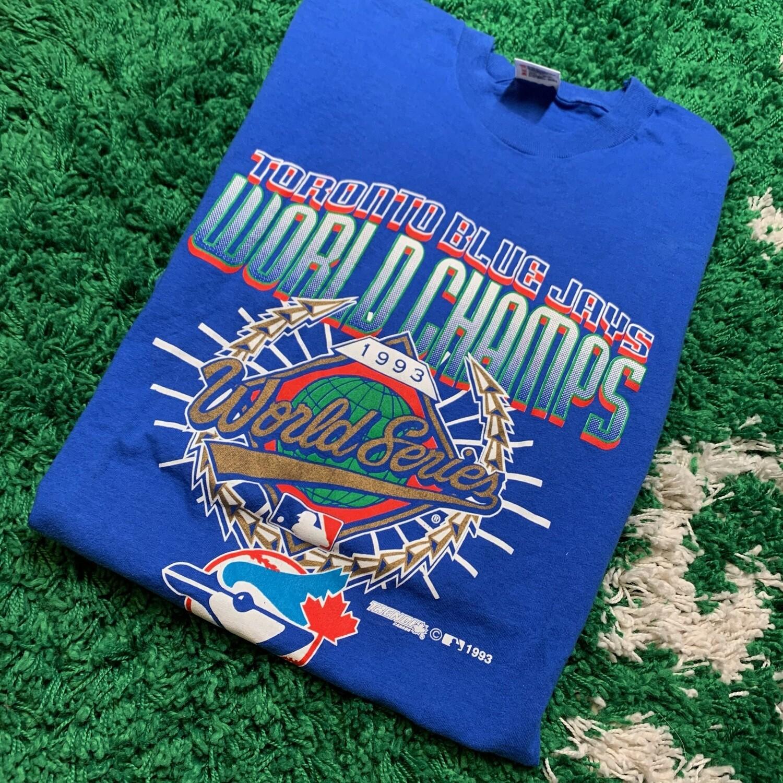 Toronto Blue Jays World Champs 1993 Size XL