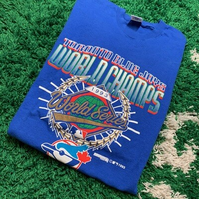 Toronto Blue Jays World Champs 1993 Size XL