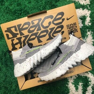 Nike Space Hippie 02 Grey Volt Size 10