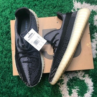 Adidas Yeezy Boost 350 v2 Carbon Size 13