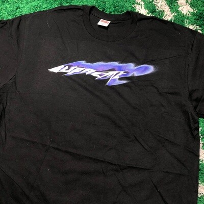 Supreme Wind Tee Black Size XL