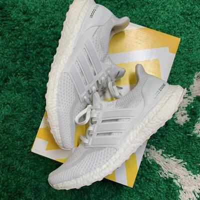 Adidas Ultra Boost 2.0 Triple White Size 9.5