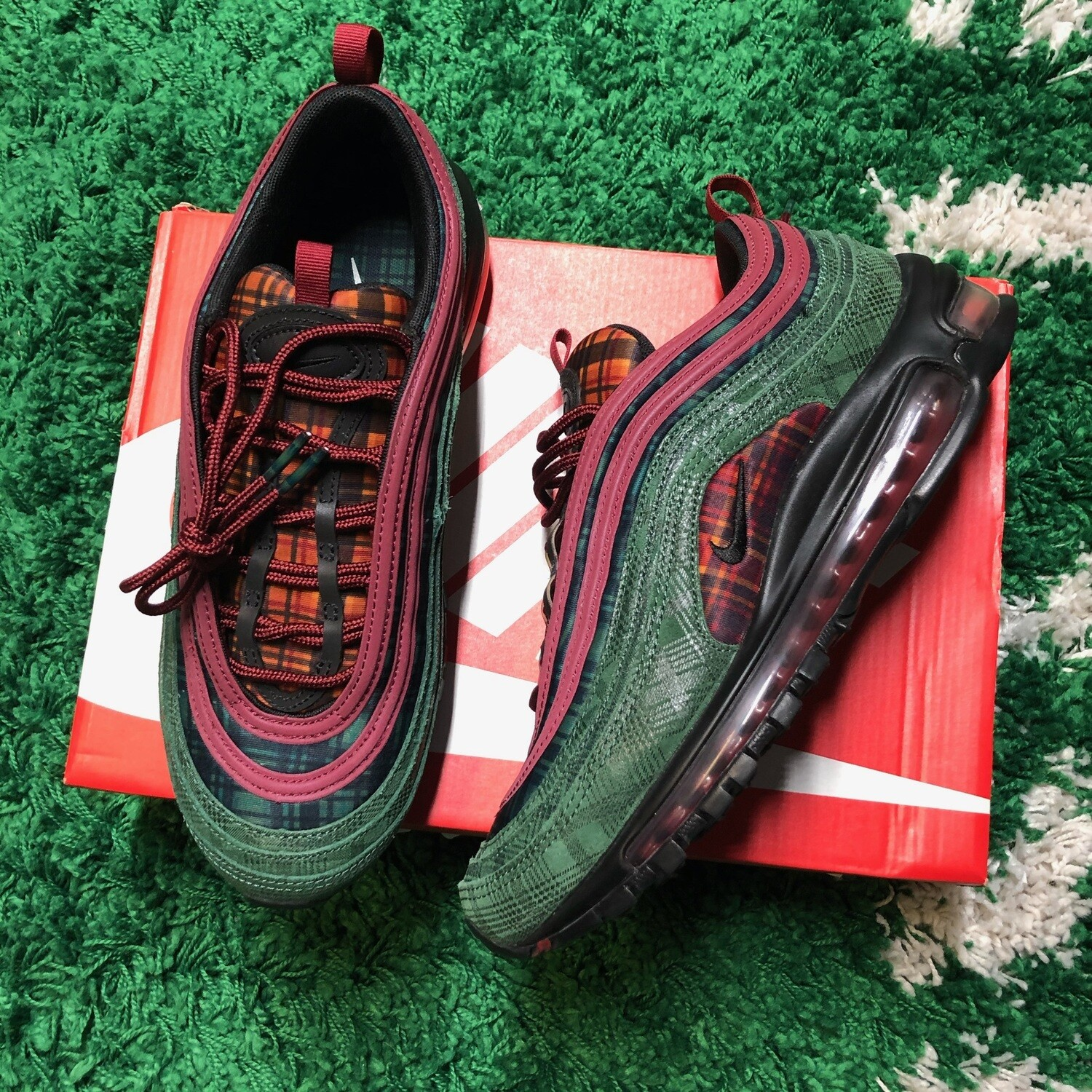 Nike Air Max 97 Jacket Pack Size 8