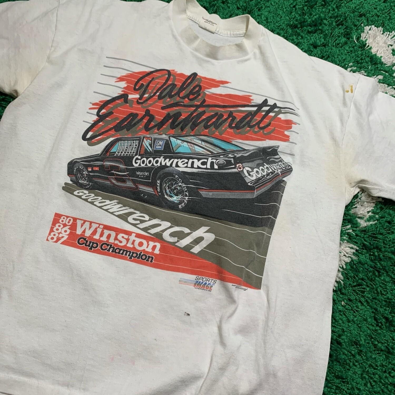 Dale Earnhardt Winston Cup Champion Size Large