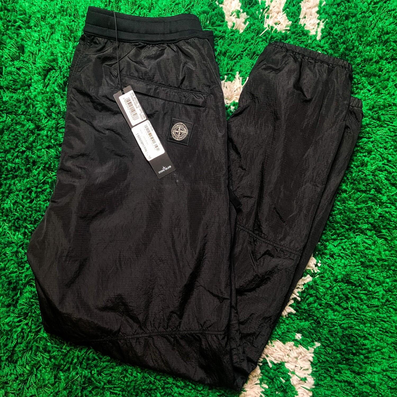 Stone Island Track Pants Black Size Medium