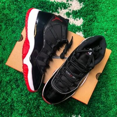 Jordan 11 Retro Playoffs Bred (2019) Size 10.5