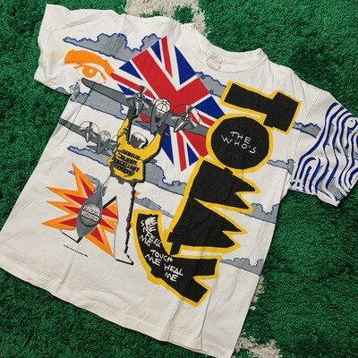The Who's Tommy AOP Shirt Size XL