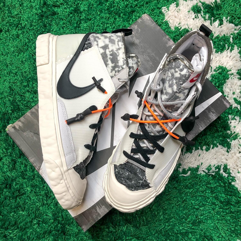 Nike Blazer Mid READYMADE White Size 8.5