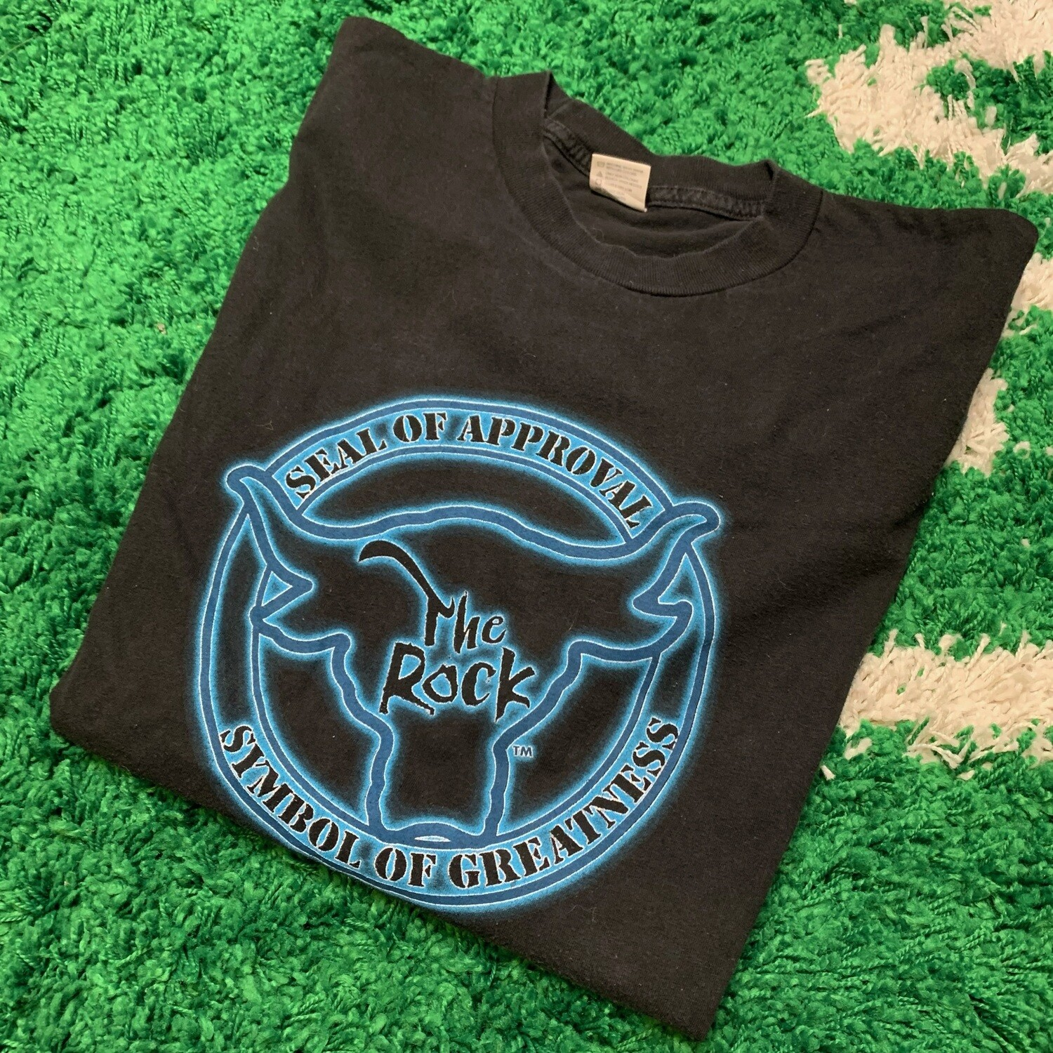 The Rock Seal of Approval Tee Size XL