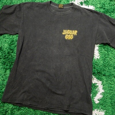 Glenn Danzig Jaguar God 1995 Tee Size XL