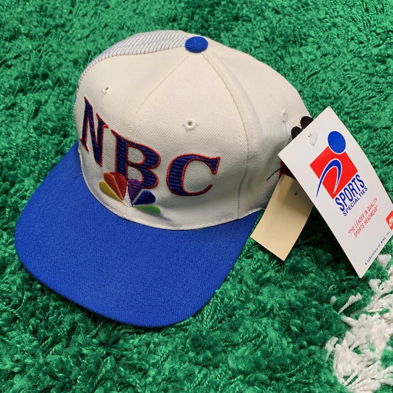 Vintage NBC Hat Deadstock