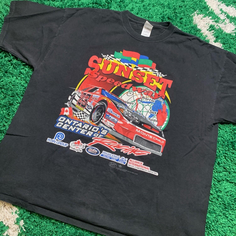 Sunset Speedway Ontario size XXL