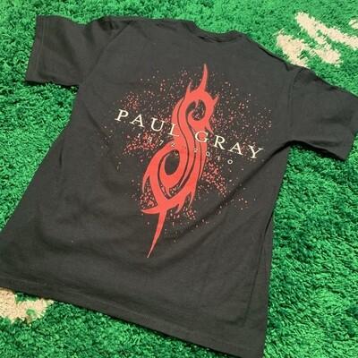 Slipknot Paul Grey Tee Size Medium