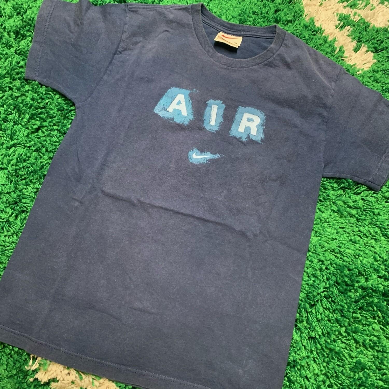 Nike Air Navy Tee Size Medium