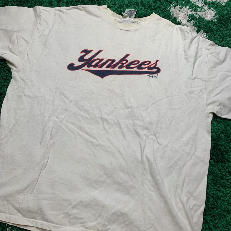 Yankees Adidas Tee Size XXL