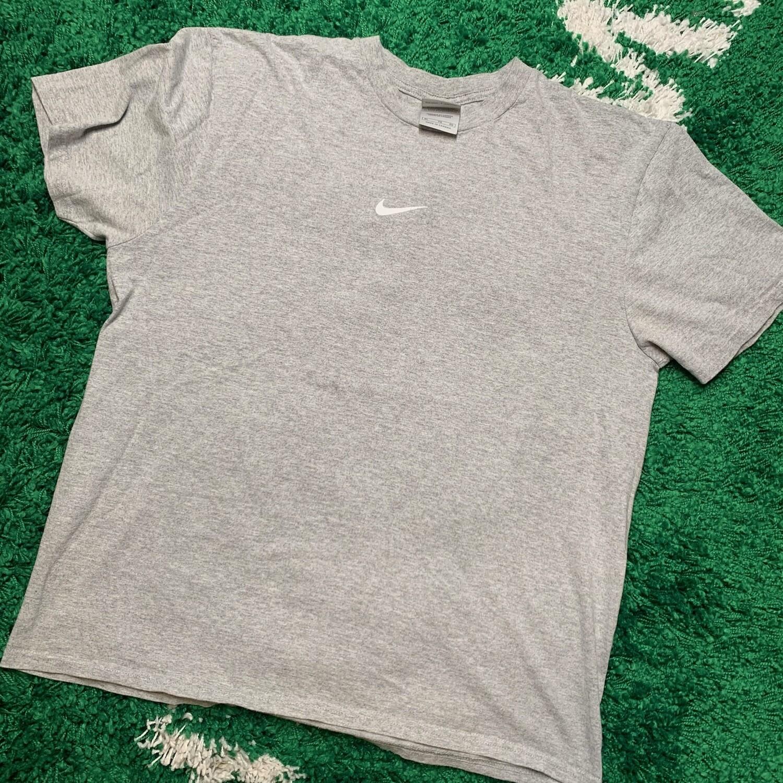 Nike Middle Swoosh Grey Size XL