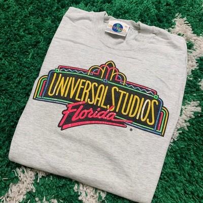 Universal Studios Florida Grey Tee Size Medium