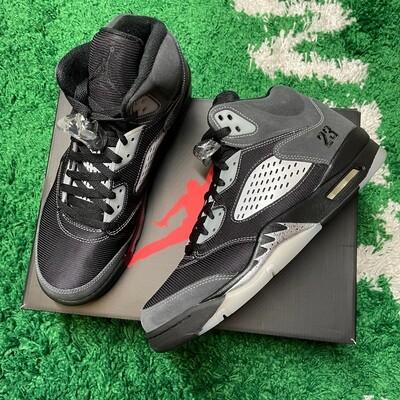 Air Jordan 5 Retro Anthracite Size 11