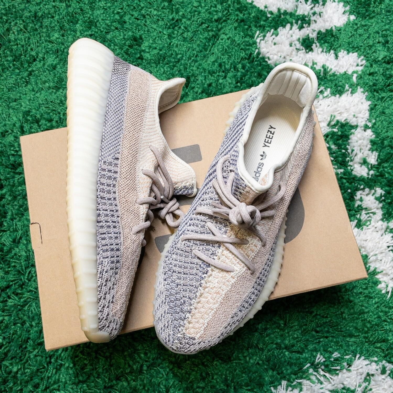 Adidas Yeezy Boost 350 V2 Ash Pearl Size 11.5