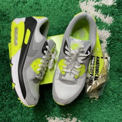 Nike Air Max 90 OG Volt (2020) Size 10.5
