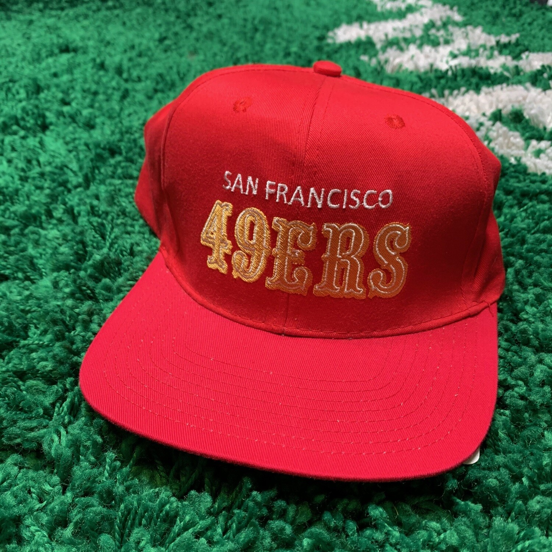 San Francisco 49ers Hat