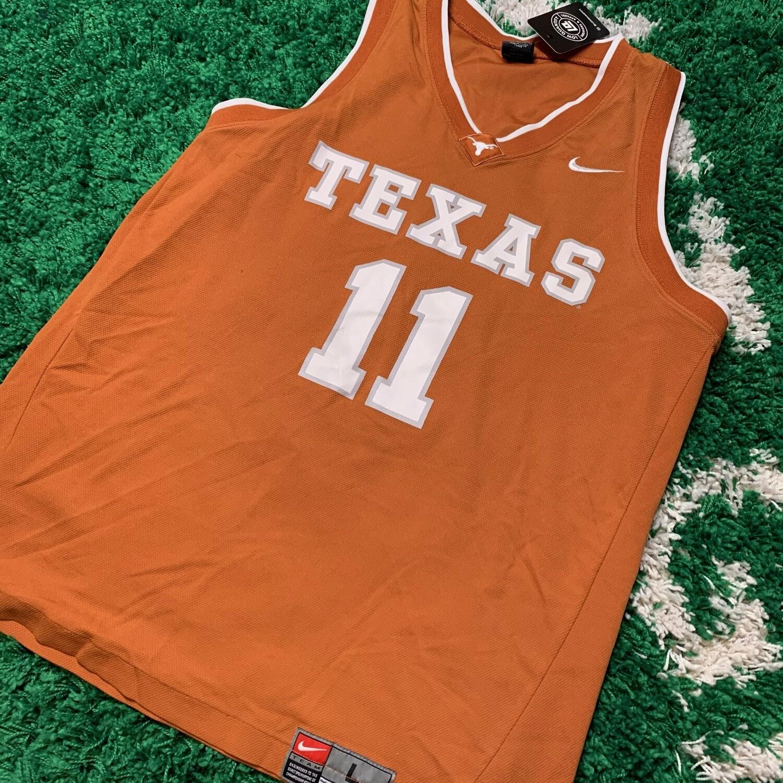 Texas Longhorns Nike Jersey Size Large
