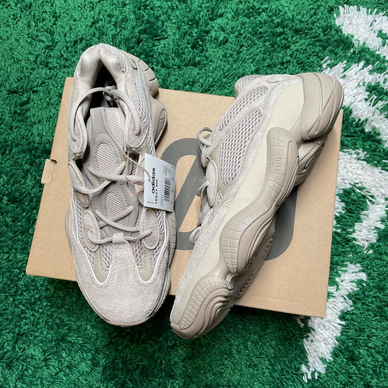 Adidas Yeezy 500 Taupe Light Size 10