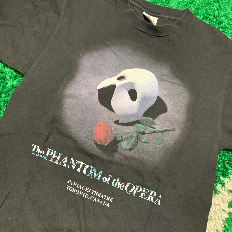 The Phantom of the Opera Toronto Tee Size Medium