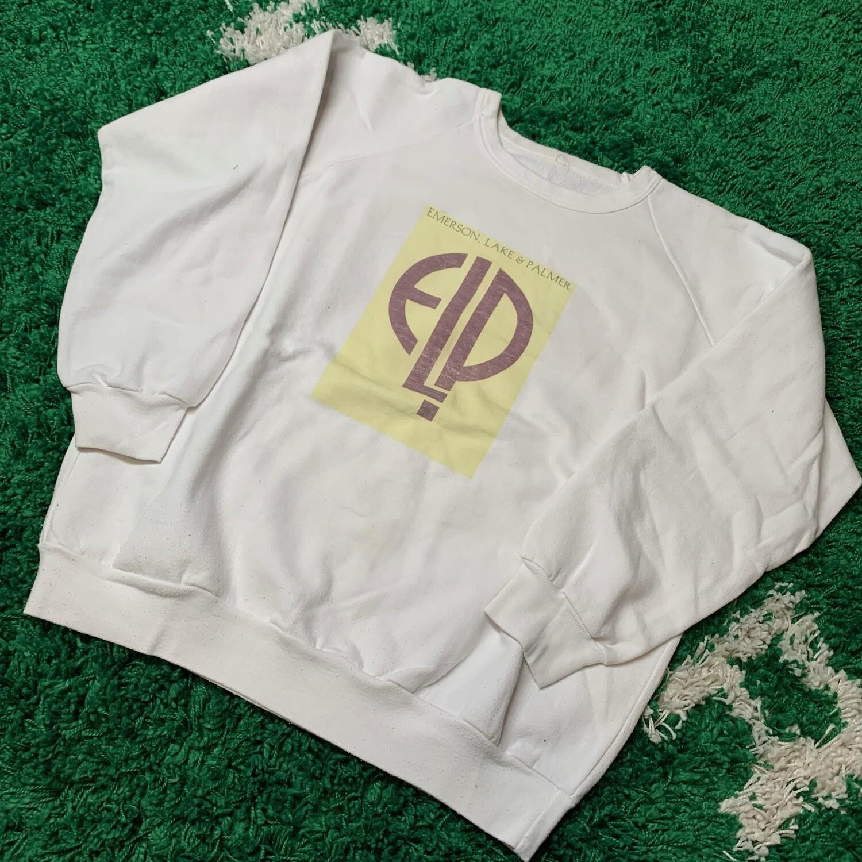 Emerson, Lake an Palmer Sweater Size Small