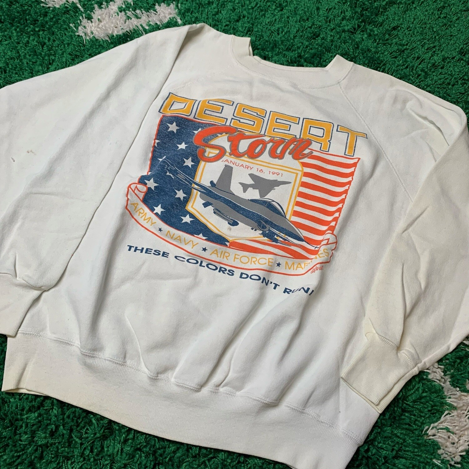 Desert Storm These Colors Don't Run Size XL