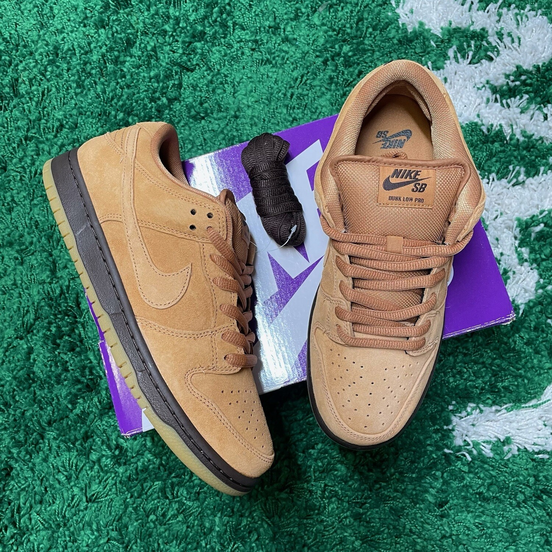 Nike SB Dunk Low Wheat (2020) Size 8.5
