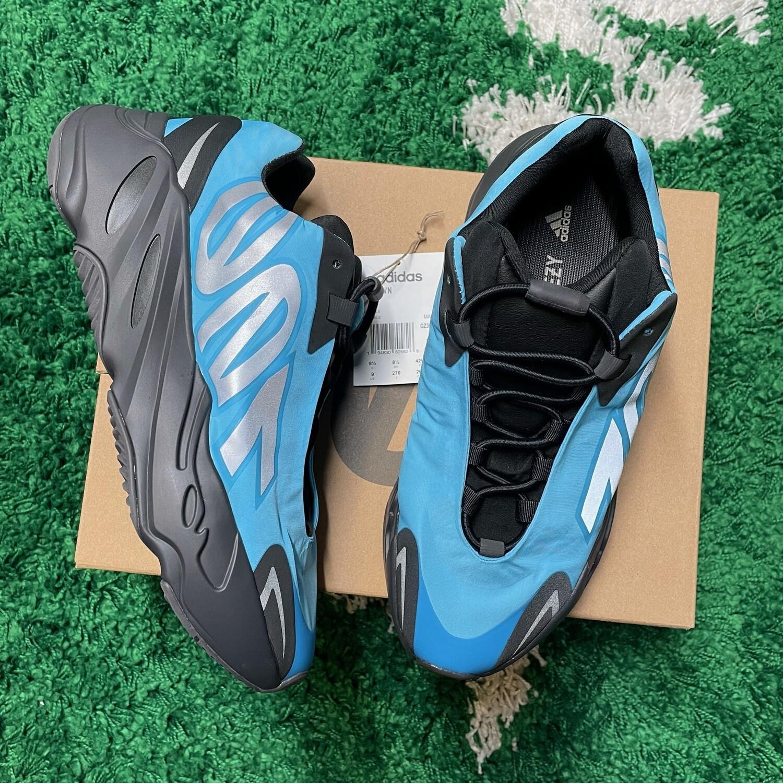 Adidas Yeezy Boost 700 MNVN Bright Cyan Size 10.5