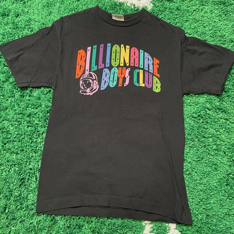 Billionaire Boys Club Logo Tee Multi Colour Size Medium