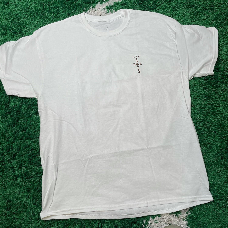 Travis Scott Cactus Jack Pocket T-Shirt Size XL